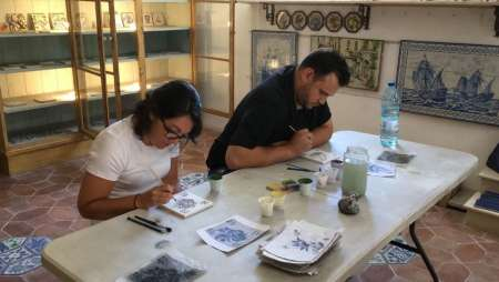 Lisbon: Full-Day Tour And Workshop Of Portuguese Tiles