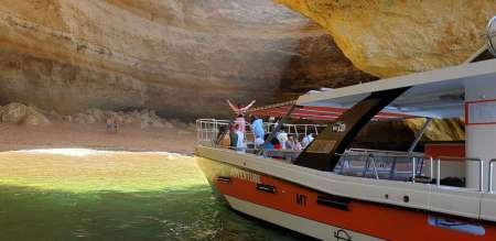 From Lagos: Family Friendly Catamaran Trip To The Benagil Cave