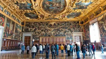 Venice: Skip-The-Line Tickets And Guided Tours To Doge's Palace And St. Mark's Basilica