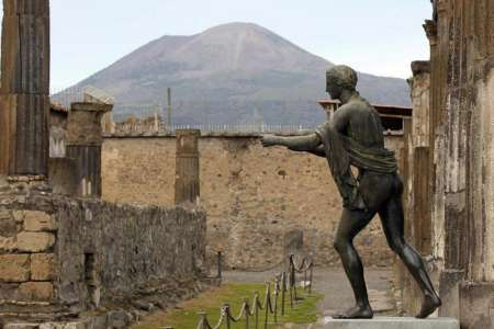 Excursion To Pompeii And Its Ruins From Rome