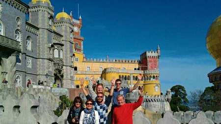 Best Of Sintra And Cascais From Lisbon