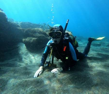 São Miguel Of Azores: Scuba Diving Baptism In The Open Sea