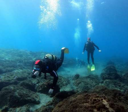 Azores: Baptism Scuba Diving Experience In A Swimming Pool And In The Sea
