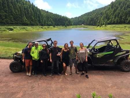 Balade En Buggy Dans Sete Cidade: Une Incroyable Route Vers Les Lacs Jumeaux De Sao Miguel