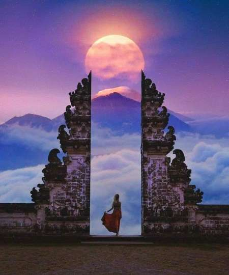 Bali Instagram Tour: Gate Of Heaven And Traditional Village