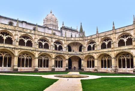 Jerónimos-Kloster