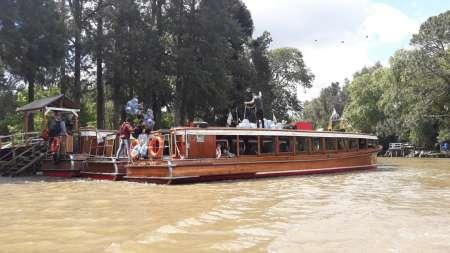 Von Buenos Aires: Private Tour Nach Tigre Und Zum Parana Delta