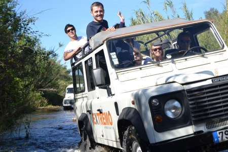 Sintra: Half-Day Jeep Excursion From The Estoril Coast