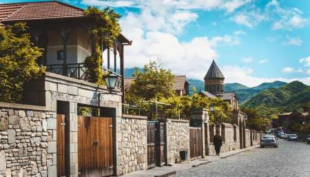 Private Tbilisi And Mtskheta City Tour