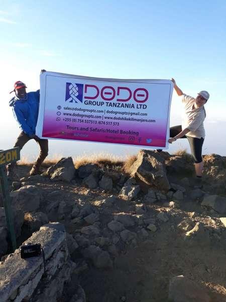 Tanzania: 4-Day Mount Meru Hiking Tour From Moshi Or Arusha