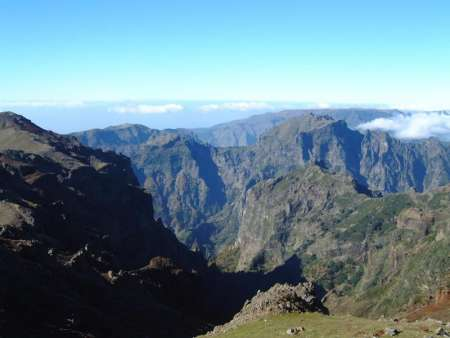 Hiking Tour In Pico Do Areeiro And Pico Ruivo: The Highest Peaks Of Madeira Island