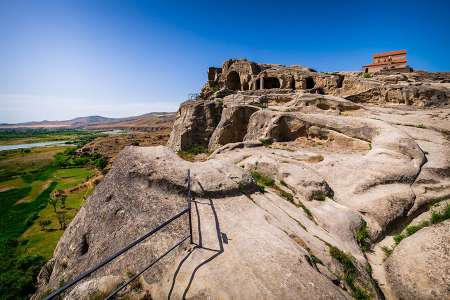 From Tbilisi: Private Day-Trip In Mtskheta, Gori And Uplistsikhe