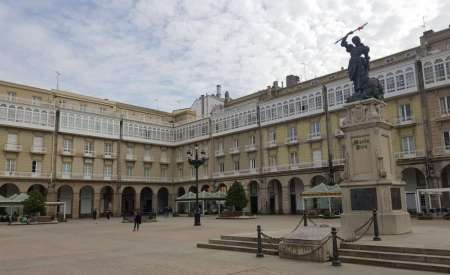 Visite Privée À Pied De La Corogne: La Ville Où Personne N'Est Étranger