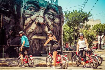 E-Bike Tour In Buenos Aires: Street Art, Parks And Soho Experience