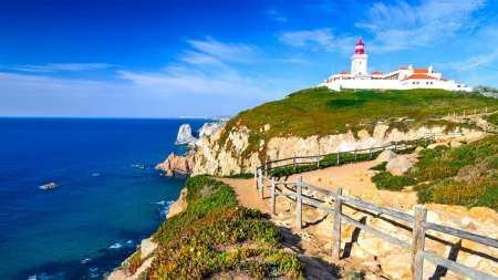 From Lisbon: Full Day Tour To Cabo Da Roca, Colares & Sintra