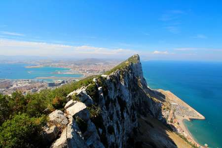 Gibraltar Full-Day Tour Starting From Algarve