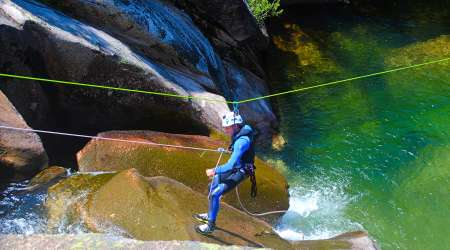 Mega Canyoning Experience In The Peneda-Gerês National Park