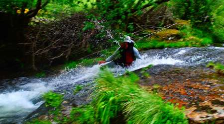 Canyoning Experience In The Peneda-Gerês National Park