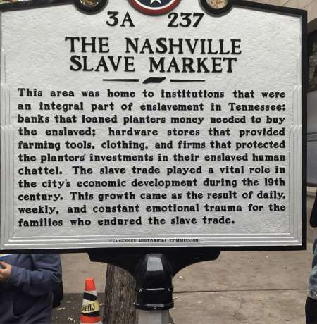 Nashville Bites, Sites, And Civil Rights