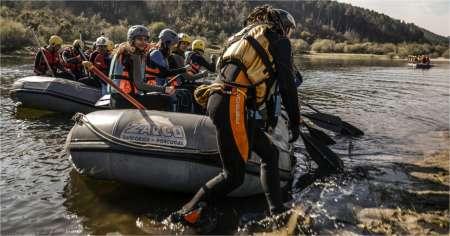 Rafting Experience In Tâmega River & Green Wine Tasting