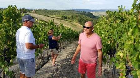 Buongiorno Toskana Weintour Im Chianti: San Gimignano Und 2 Verschiedene Weingüter