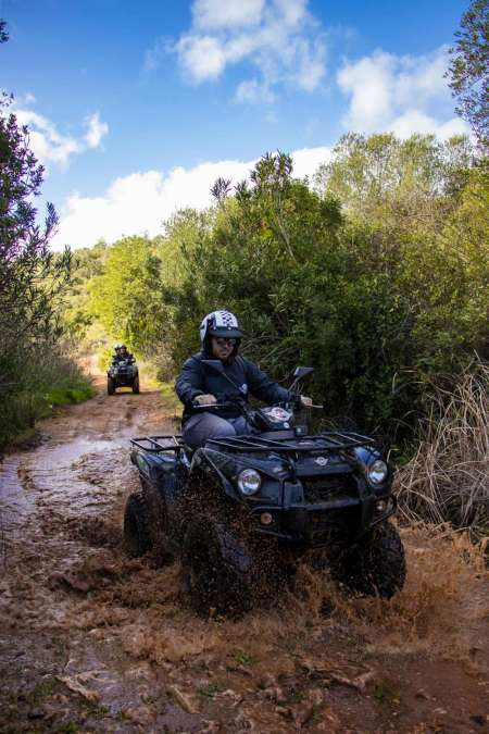 From Albufeira – 7 Hours Off-Road Guided Quad Tour With Lunch