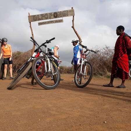Excursion À Vélo De 7 Jours Au Kilimandjaro