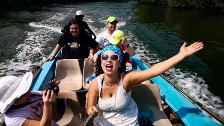 Madu River Bootssafari