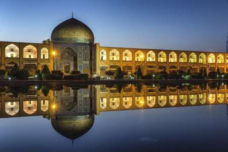 Isfahan Day Tour: Eye-Catching Naqsh-E Jahan Square & More