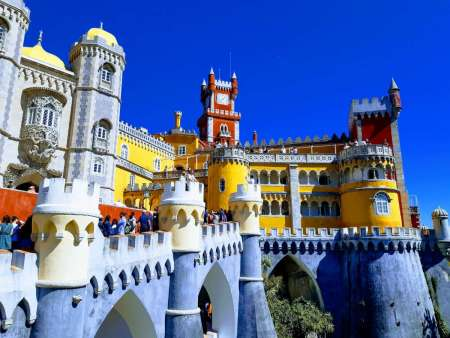 Discover & Feel Sintra Like A Local: Full-Day Sintra Excursion From Lisbon