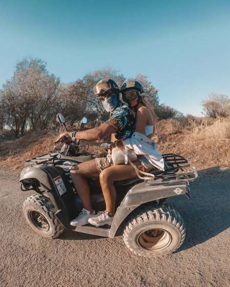 From Albufeira – 3 Hours Off-Road Guided Quad Tour
