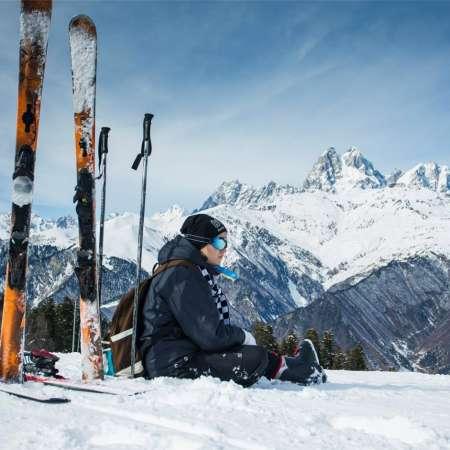 7-Day Winter Skiing Tour In Svaneti