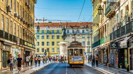 Privater Fahrer In Lissabon: Individuelle Tour