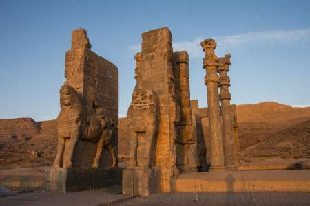 Persepolis, Necropolis And Pasargadae Full-Day Guided Tour