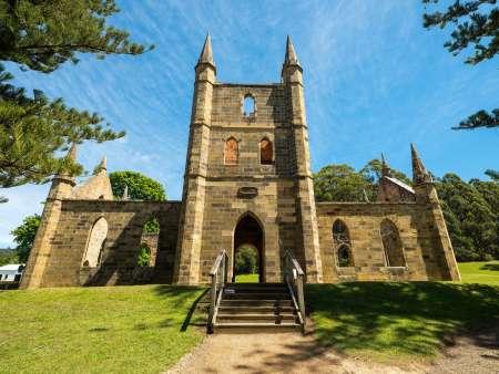 Excursión Guiada Por La Costa De Hobart: Sitio Histórico De Port Arthur Y Pavimento Teselado