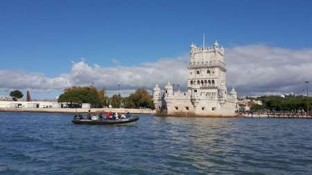 From Lisbon: 3-Hour Dolphin Watching Boat Tour