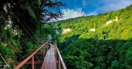 Tbilissi: Excursion D'Une Journée Sur Les Canyons De Martvili Et Okatse