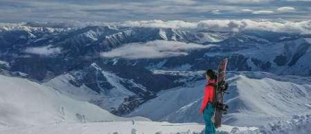 One Day Winter Tour In Gudauri