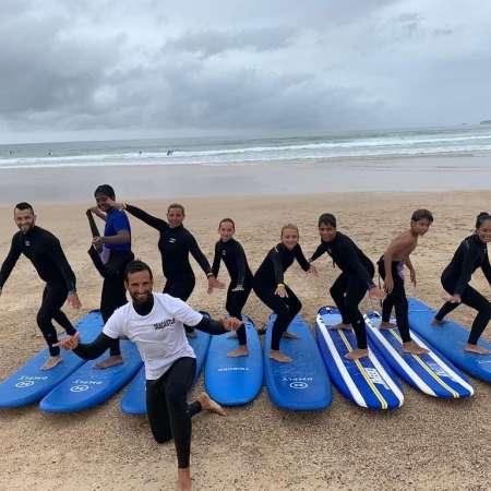 Aulas De Surf De 2 Horas Em Peniche