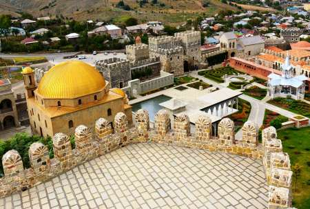 Visite Guidée À Vardzia, Rabati Et Borjomi