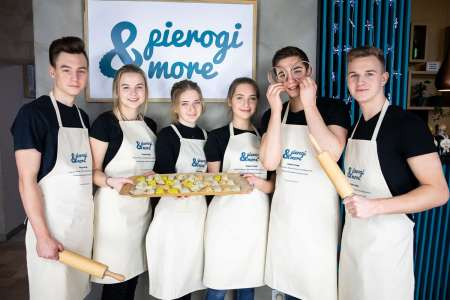 From Warsaw: Polish Dumplings Cooking Class Including Lunch & Drinks