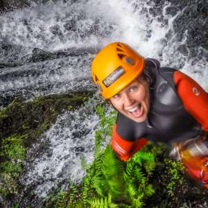 Azores Half-Day Canyoning Experience
