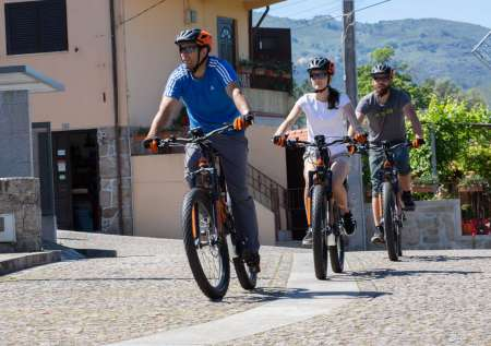 Electric Mountain Bike Tour: Crossing National Park Peneda Gerês