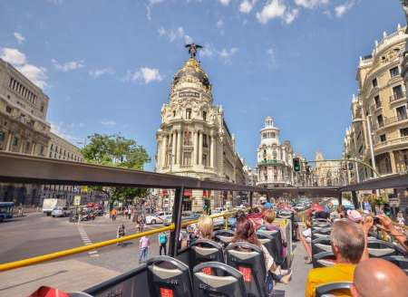 Madrid City Highlights Bus Tour