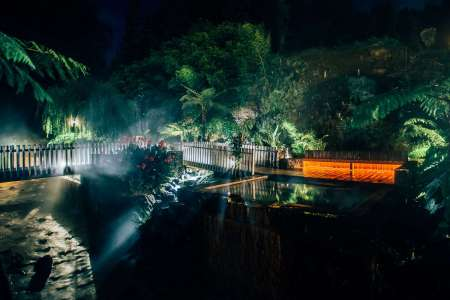 São Miguel Of Azores: Furnas Evening Thermal Bath Small Group Tour With Dinner