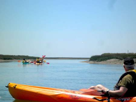 Algarve: Rent A Kayak To Explore The Ria Formosa From Faro