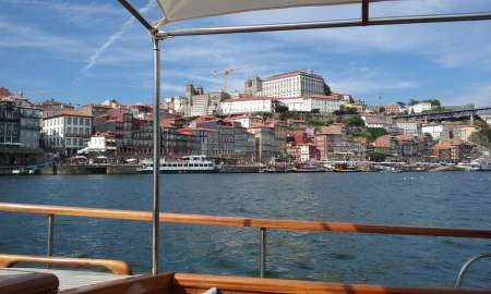 Porto: Douro River Private Cruise With Port Wine Tasting
