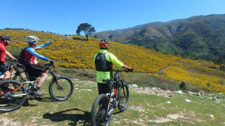 Electric Mountain Bike Tour In Peneda Gerês National Park: Crossing The Yellow Mountain