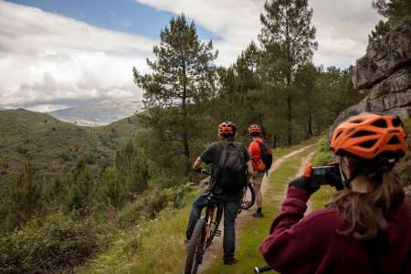 Electric Mountain Bike Tour In Peneda Gerês National Park