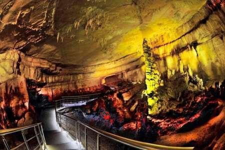 Tbilissi: Excursion D'Une Journée Sur La Grotte De Prométhée Et Le Canyon Okatse